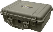 Tactical Computer Workstation in rugged water tight case