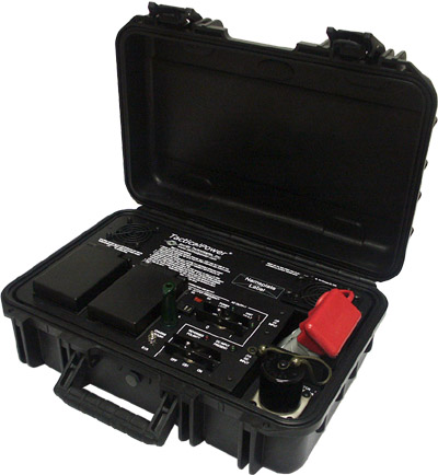 Rugged Tactical Briefcase Sinewave Inverters